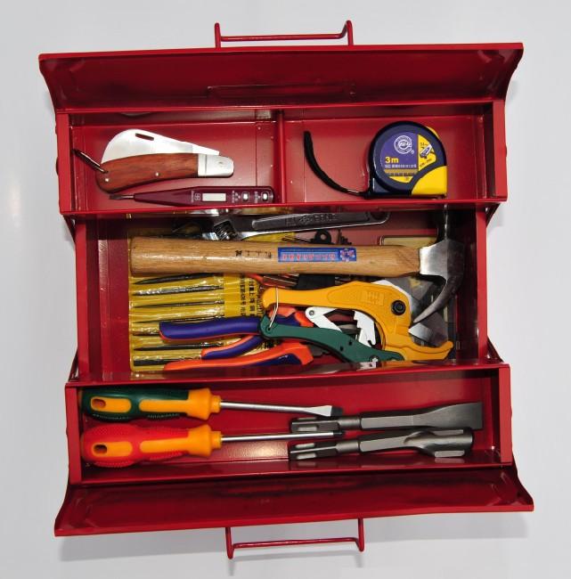 维修工具箱